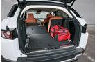 Range Rover Evoque SD4, Kofferraum