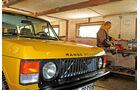 Range Rover, Motorhaube, Sebastian Fasold