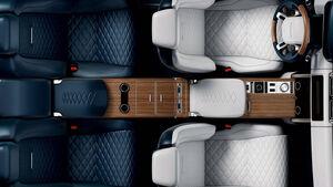 Range Rover SV Coupé Teaser