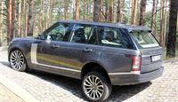 Range Rover TDV8 MKIV 2013 4Wheel Fun Supertest