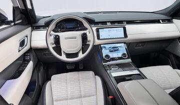 Range rover velar und volvo xc60 im vergleich auto motor for Interieur range rover velar