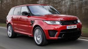 Ranger Rover Sport SVR