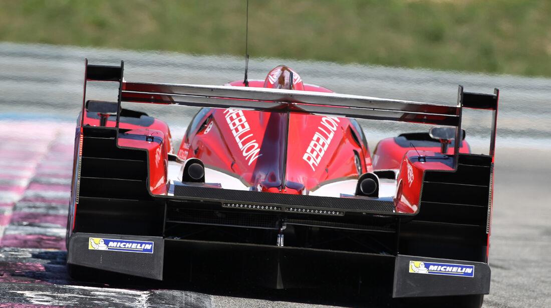 Rebellion - LMP1 - WEC Test Paul Ricard - Le Castellet - 2014