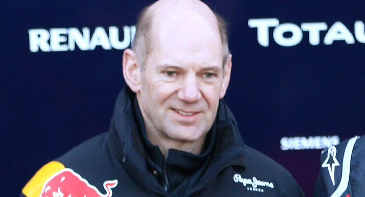 Red Bull Adrian Newey 2011