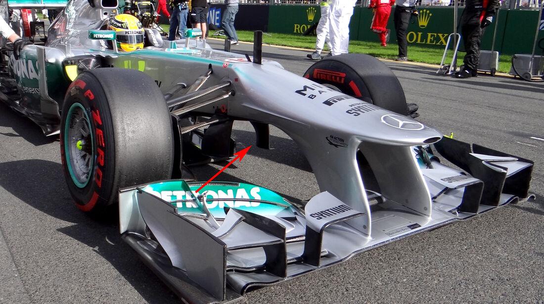 Red Bull F1 Technik 2013