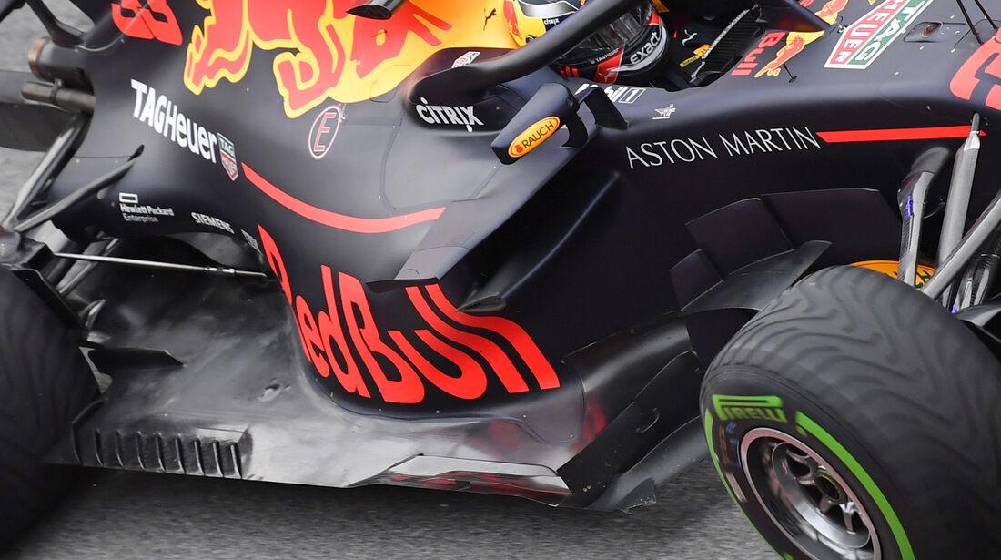 Red Bull - F1-Test Barcelona - 2018