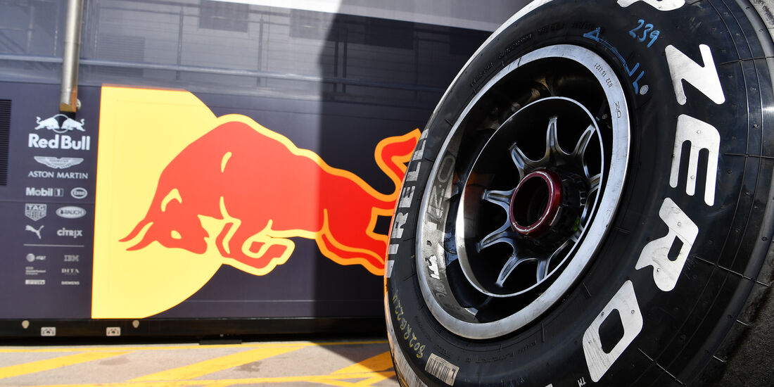 Red Bull - F1-Test - Barcelona - Tag 8 - 9. März 2018
