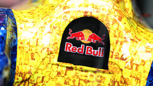 Red Bull Faces for Charity Mosaik GP England 2012