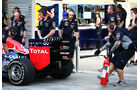 Red Bull - Formel 1 - Bahrain-Test 2014