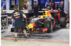 Red Bull - Formel 1 - GP Abu Dhabi - 24. November 2016