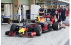 Red Bull - Formel 1 - GP Abu Dhabi - 25. November 2016