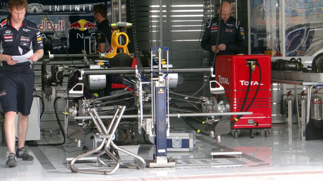 Red Bull - Formel 1 - GP Bahrain - 18. April 2013