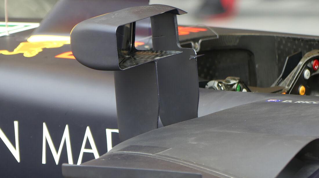 Red Bull - Formel 1 - GP Bahrain - Training - 6. April 2018