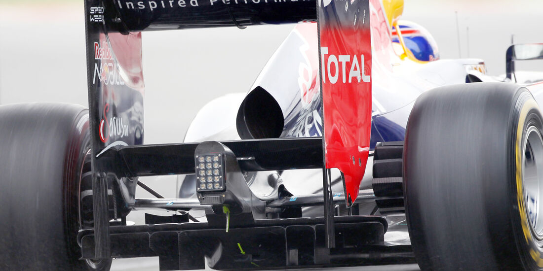 Red Bull - Formel 1 - GP China - 13. April 2012