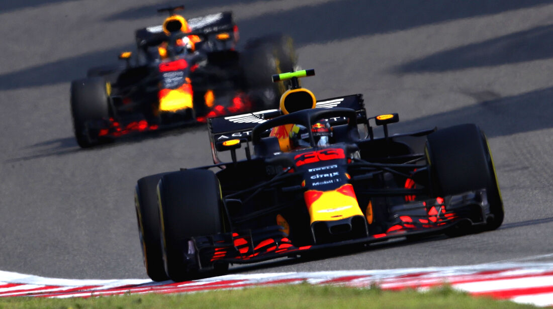 Red Bull - Formel 1 - GP China 2018