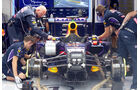 Red Bull  - Formel 1 - GP Italien - 5. September 2014