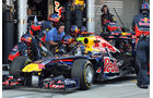 Red Bull  - Formel 1 - GP Japan - 9. Oktober 2011