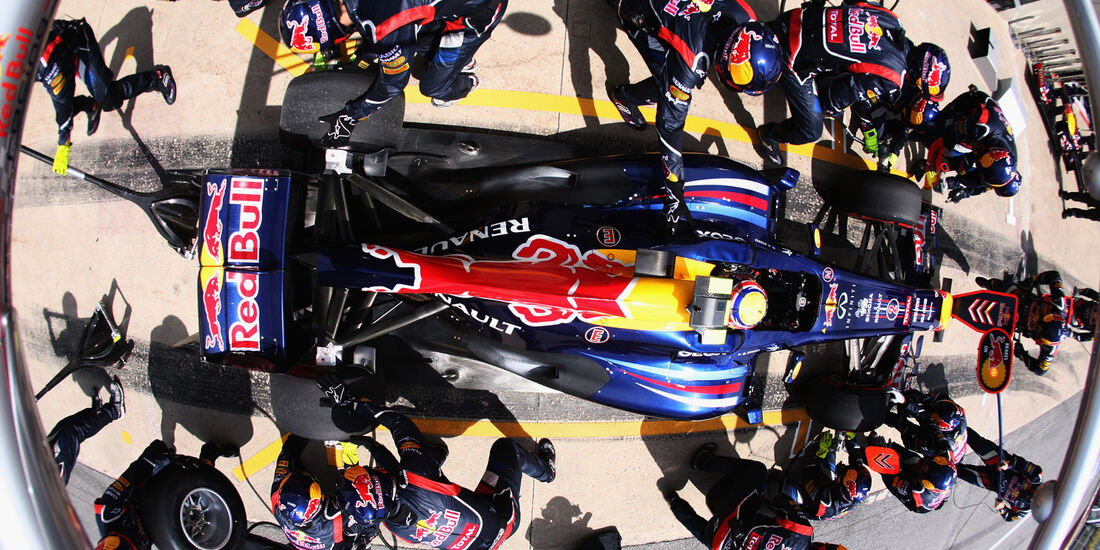 Red Bull Formel 1 GP Kanada 2012