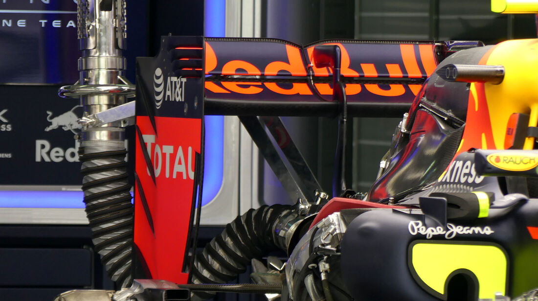 Red Bull - Formel 1 - GP Malaysia - Sepang - Donnerstag - 29.9.2016