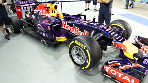 Red Bull - Formel 1 - GP Singapur - 17. September 2015
