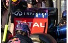 Red Bull - Formel 1 - GP USA - 30. Oktober 2014