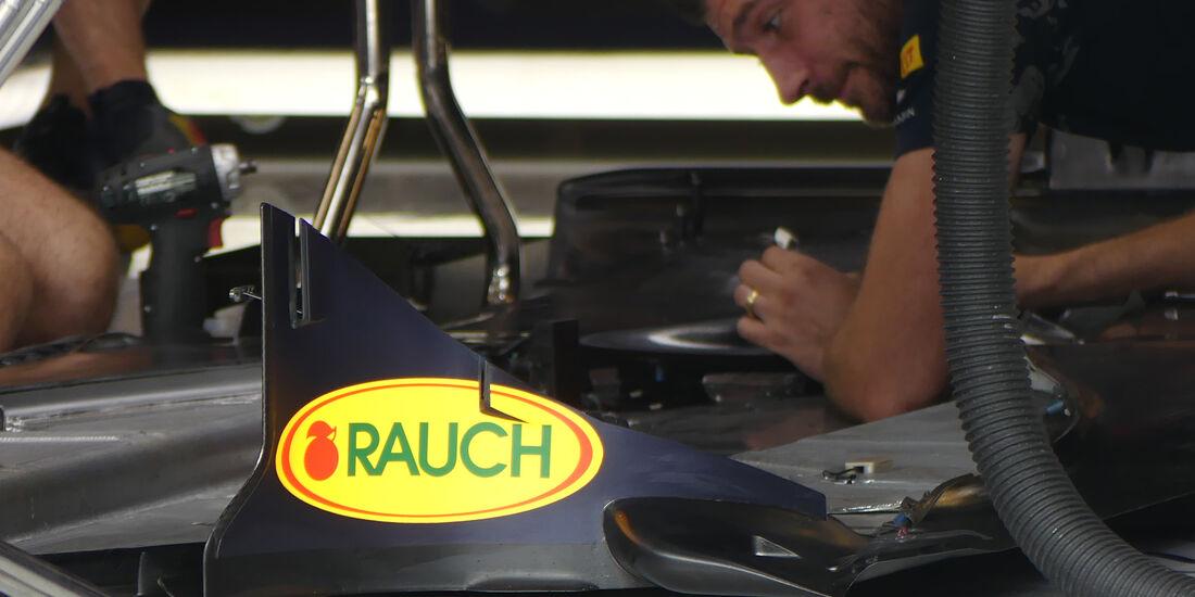 Red Bull - Formel 1 - GP USA - Austin - 20. Oktober 2016