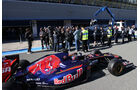 Red Bull - Formel 1 - Jerez - Test - 30. Januar