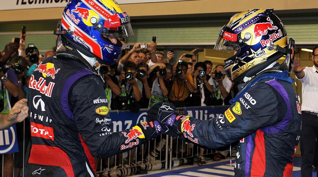 Red Bull - GP Abu Dhabi 2013