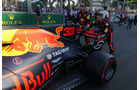 Red Bull - GP Aserbaidschan 2017 - Baku - Technik-Updates