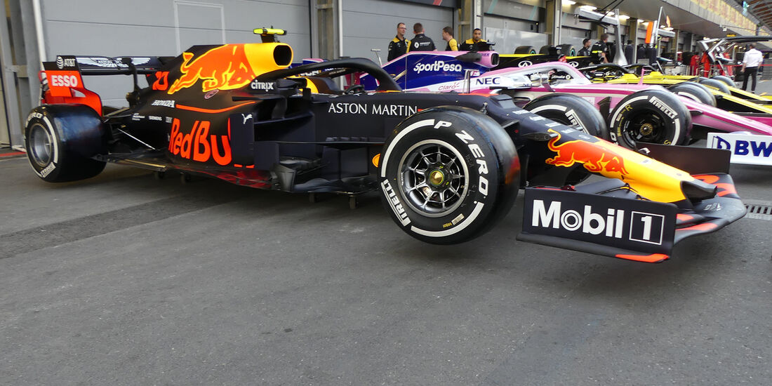 Red Bull - GP Aserbaidschan 2019