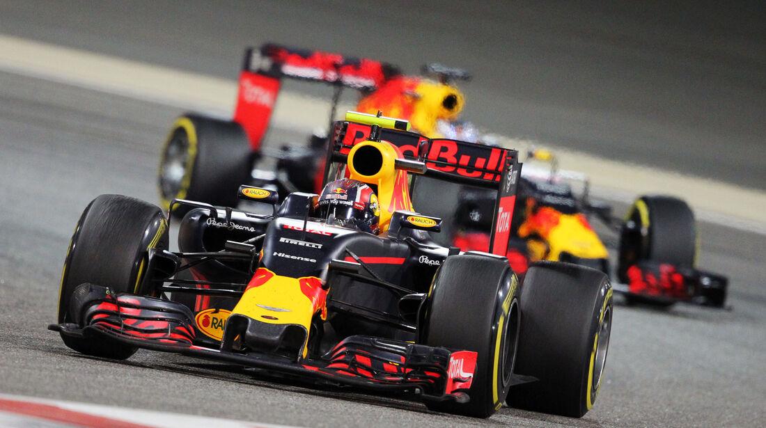 Red Bull - GP Bahrain 2016
