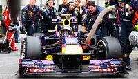 Red Bull - GP Brasilien 2013
