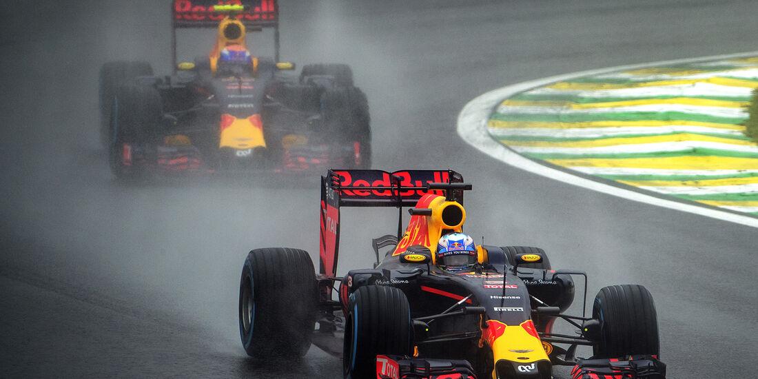 Red Bull - GP Brasilien 2016