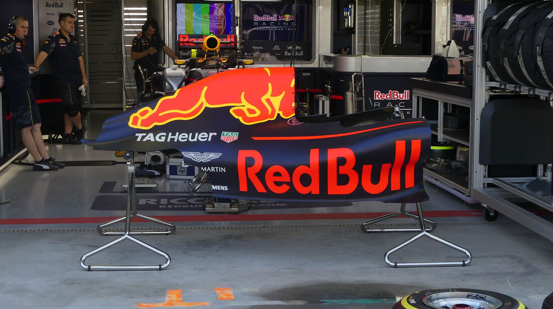 Red Bull - GP Brasilien - Sao Paulo - Interlagos - Donnerstag - 10.11.2016