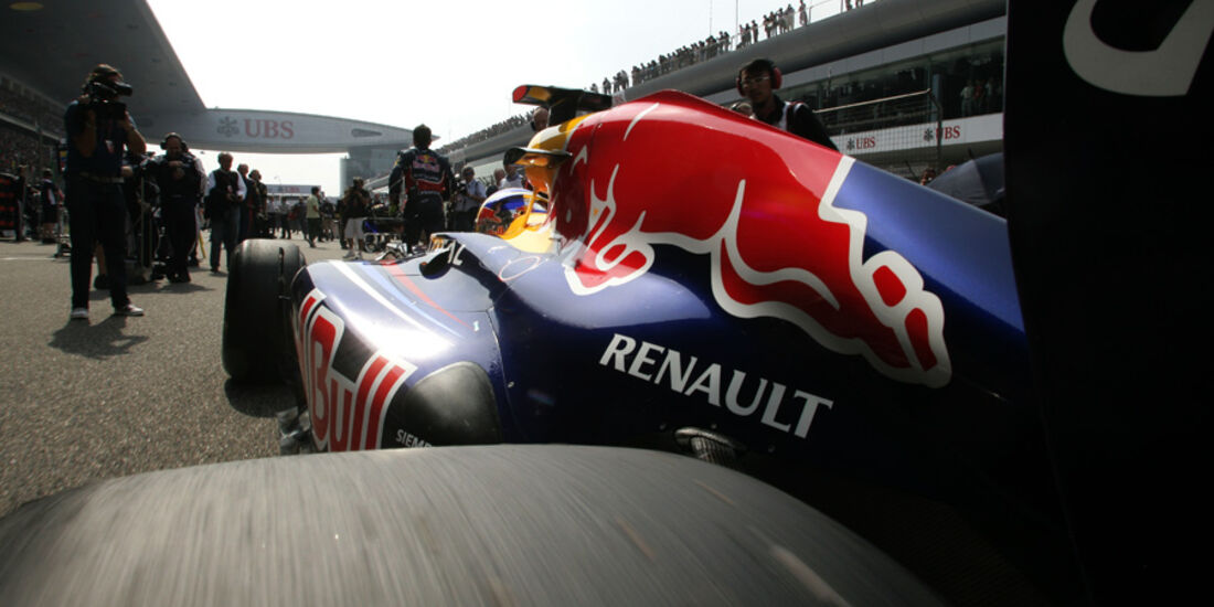 Red Bull GP China 2011