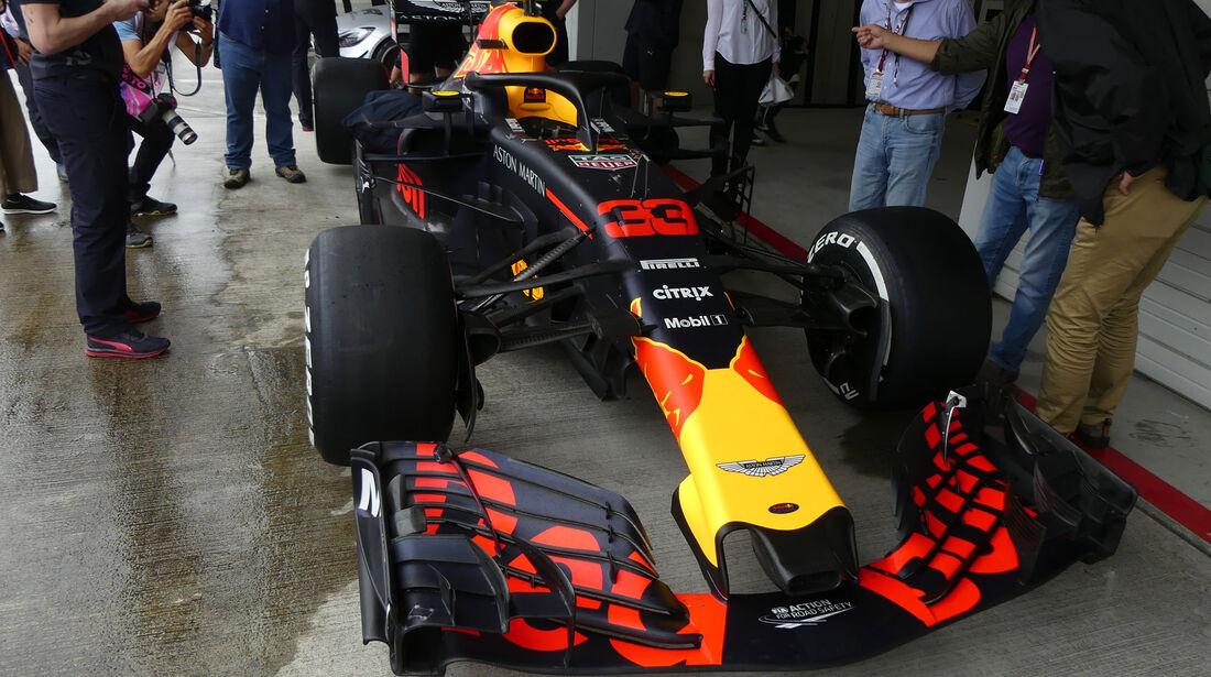 Red Bull - GP Japan - Suzuka - Donnerstag - 4.10.2018