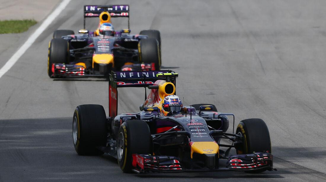 Red Bull - GP Kanada 2014