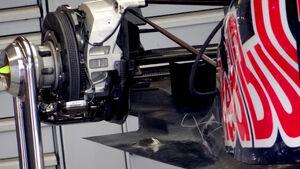 Red Bull GP Kanada Unterboden 2012