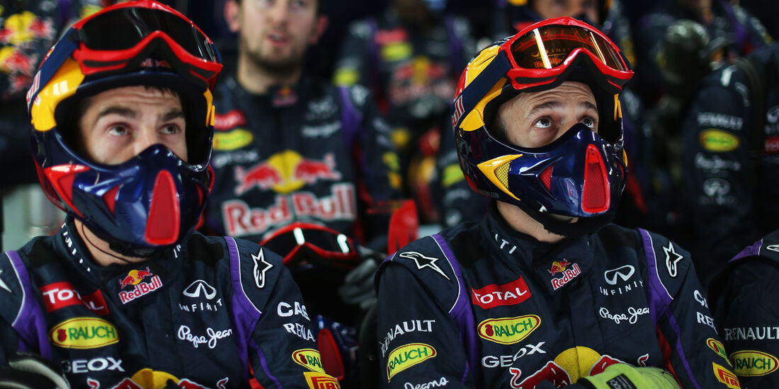 Red Bull - GP Korea 2013