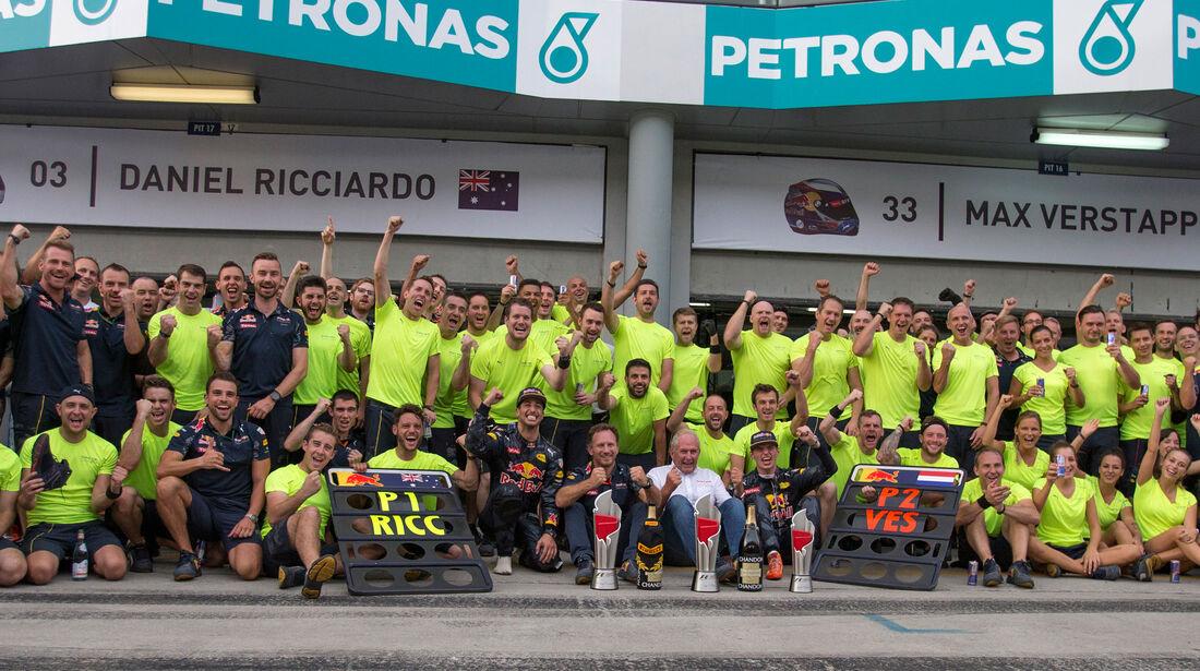 Red Bull - GP Malaysia 2016 - Sepang