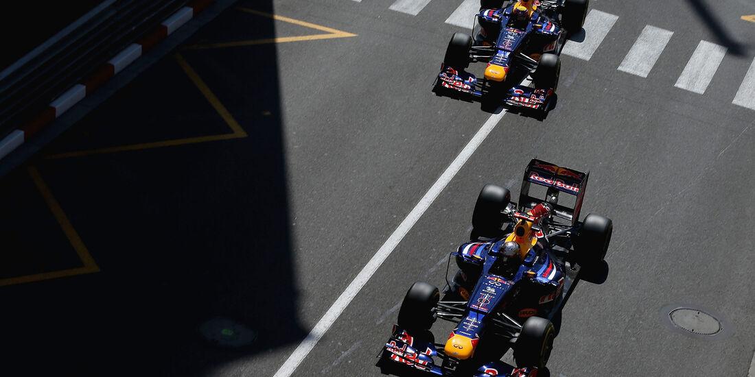 Red Bull GP Monaco 2012