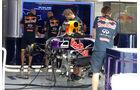 Red Bull - GP Österreich - Formel 1 - Donnerstag - 18.6.2015