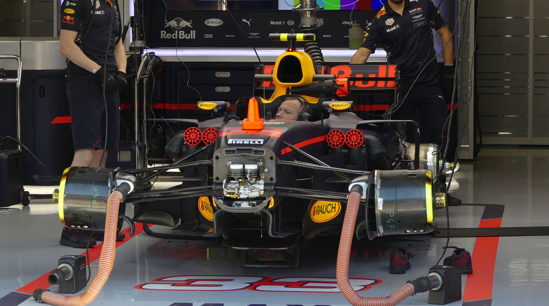 Red Bull - GP Österreich - Spielberg - Formel 1 - Freitag - 7.7.2017