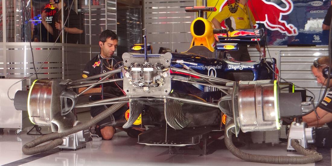 Red Bull - GP Spanien - 12. Mai 2012