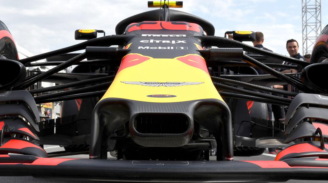 Red Bull - Nase - 2018
