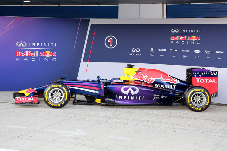 Red Bull RB10 - Präsentation Jerez 2014