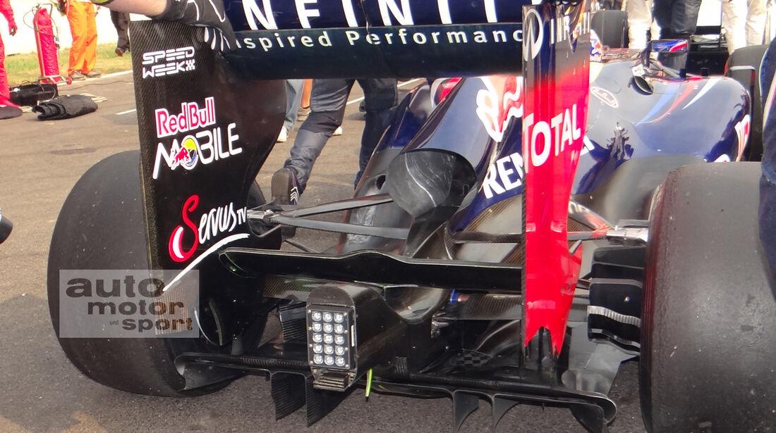 Red Bull RB8 Technik Korea 2012