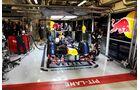 Red Bull Sebastian Vettel - Formel 1 - GP Abu Dhabi - 02. November 2012