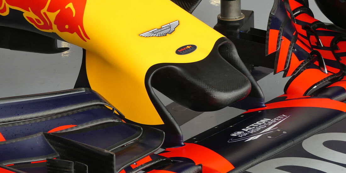 Red Bull - Technik - GP England / GP Österreich - Formel 1 - 2016