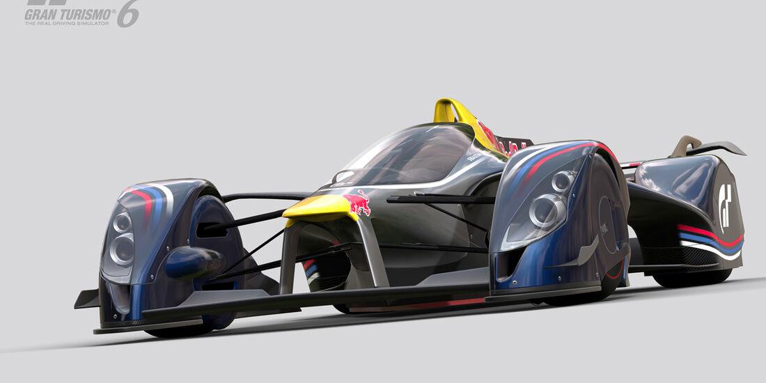 Red Bull X2014 - FanCar